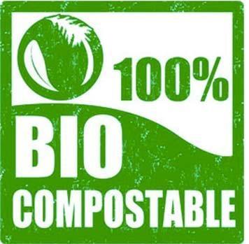 Bio compostabile