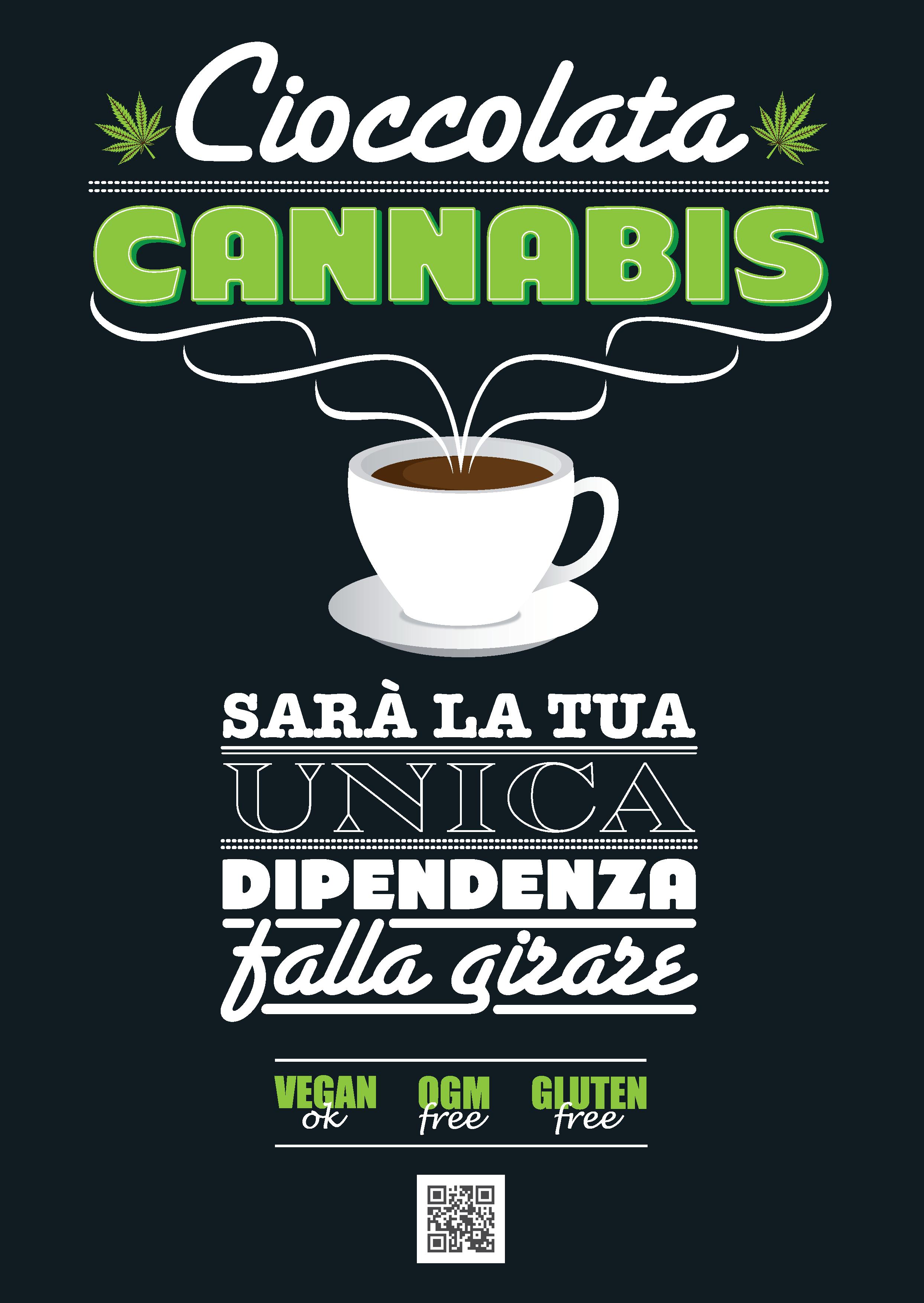 Cioccolata Cannabis