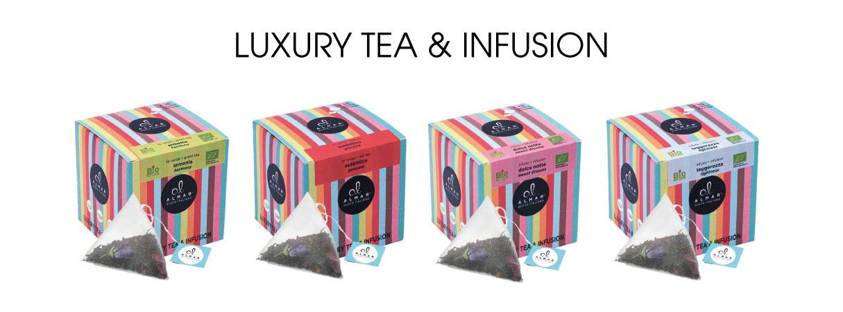 Luxury Tea & Infusion